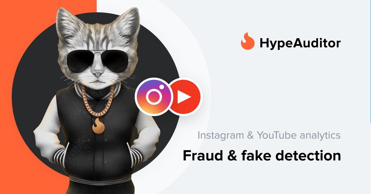 Hype Auditor para Instagram y Youtube, cómo funciona y versión gratis