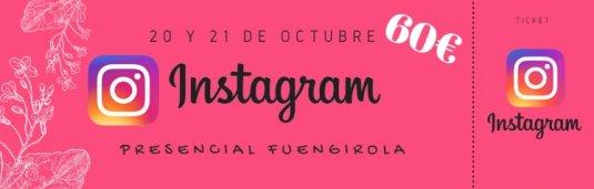 Curso intensivo Instagram
