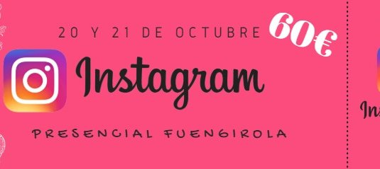 Curso intensivo Instagram